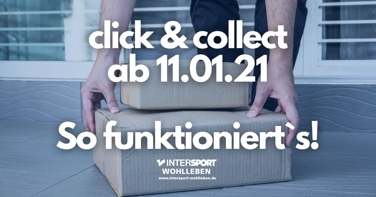 Click & Collect. So funktioniert`s!