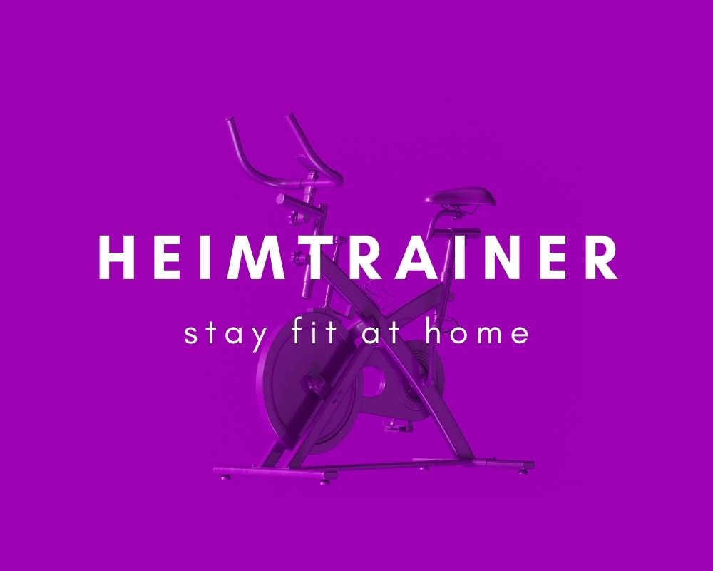 Heimtrainer – das Fitnessstudio für zu Hause